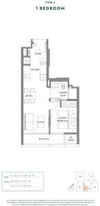nyon-12-amber-floor-plan-1-bedroom-type-a