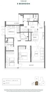 nyon-12-amber-floor-plan-3-bedroom-type-c2p