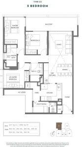 nyon-12-amber-floor-plan-3-bedroom-type-c3