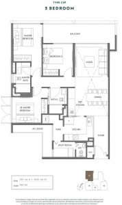 nyon-12-amber-floor-plan-3-bedroom-type-c3p
