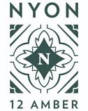 nyon-12-amber-logo