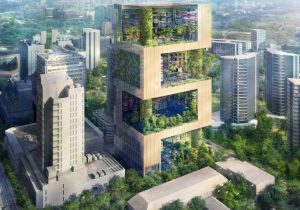 Pan Pacific Orchard was closed for redevelopment in 2018 and is targeted to reopen next year. The hotel will set a new benchmark for green hospitality, with self-sustaining sky terraces using rainwater harvesting systems and solar cells